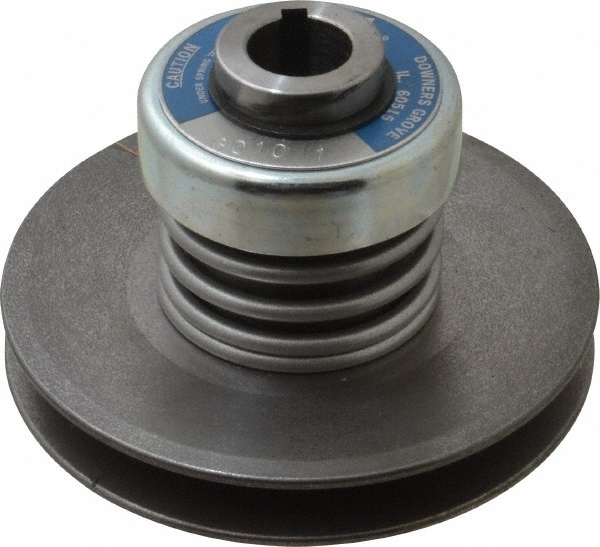 Lovejoy 68514442595 HM-3 Pulley with Keyway Adjustable Driver Fixed Center Cast Iron 3//4 LOV   HM-3 3//4 PULLEY W//KW 3//4